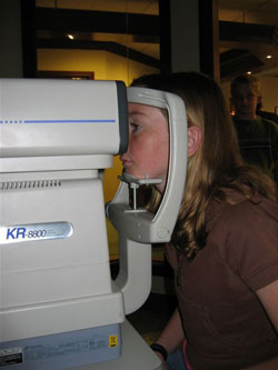 Eye Health Examination